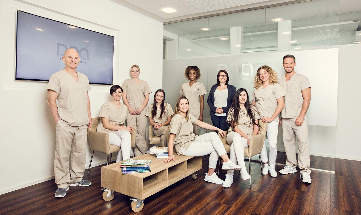 Team Zentrum für Biologische Zahnmedizin